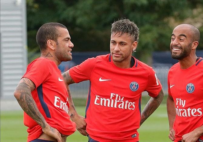 Neymar ya puede debutar con el PSG