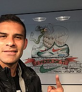 Siguen los problemas para el mexicano Rafael Márquez