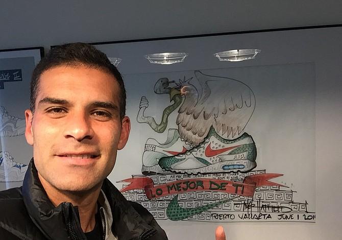 Nike revisa su relación con Márquez por supuestos lazos con el narcotráfico