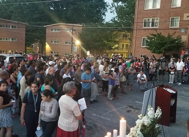 Comunidad de Flower Branch en Silver Spring aún espera justicia a un año del incendio