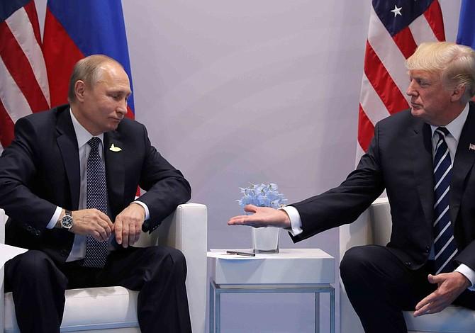 Estadounidenses quieren una investigación a fondo sobre Rusia