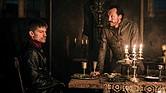 En la escena final, Jaime Lannister - en medio de su intento por tratar de tumbar a Daenerys Targaryen - fue quemado casi hasta carbonizarse por su dragón, pero fue rescatado en el último momento. Hay cuatro posibles desenlaces para el capítulo de hoy.