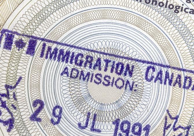 Trump quiere imitar el sistema de inmigración de Canadá. Eso no funcionará