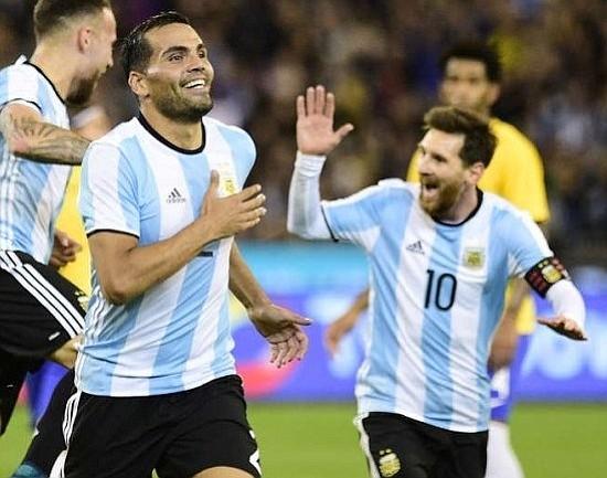 Argentina depende de Messi para lograr un cupo al mundial Rusia 2018