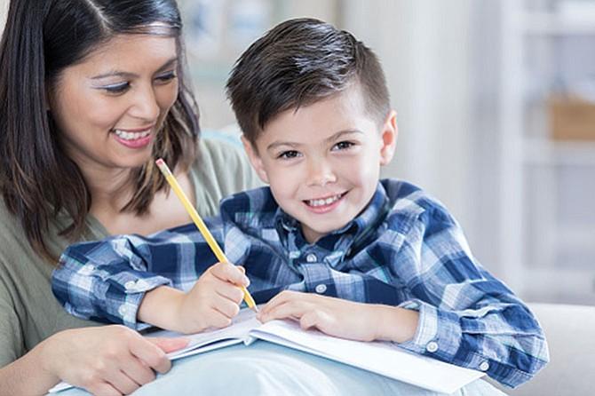 Descubre el potencial  de tus hijos
