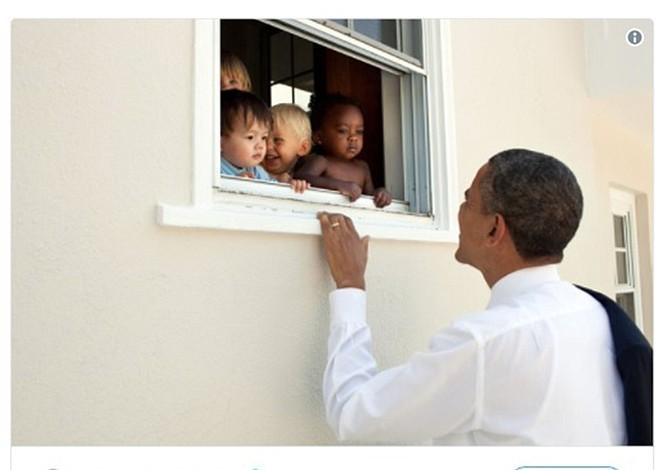 """Tuit de Obama sobre Charlottesville con más """"me gusta"""" de la historia"""