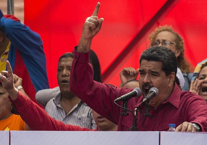 Aumenta la presión internacional contra el régimen de Nicolás Maduro