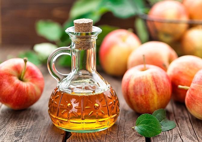 Incorpore el vinagre de manzana a su rutina diaria