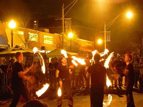 Cinco festivales ocurriendo en Boston este fin de semana