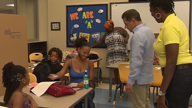 Miami-Dade Superintendent Gears Up For First Day Of School With Tour