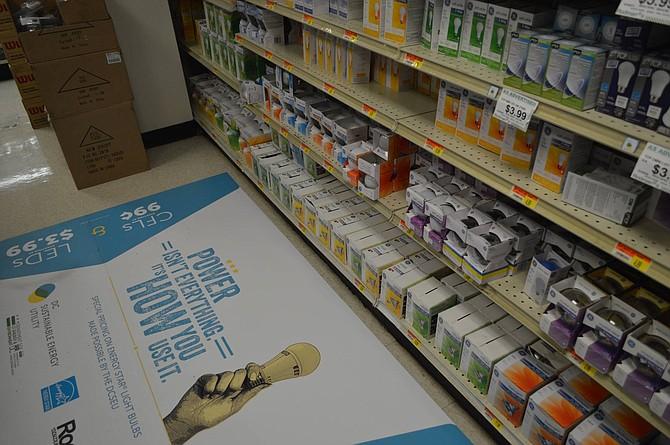 BOMBILLOS. Busque entre las opciones que se ofrecen en comercios y seleccione bombillos LED para ahorrar costos de electricidad.