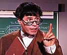 Jerry Lewis, en sus primeros personajes