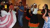 Celebración del Bombazo en el Centro Cultural Verónica Robles