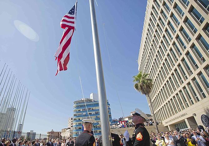 EEUU estudia cerrar embajada en La Habana por ataque acústico