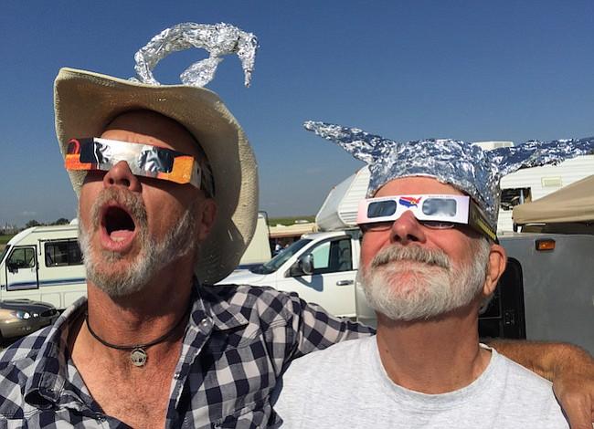 ¿Te lo perdiste? Fotos y video del eclipse total de sol en Estados Unidos