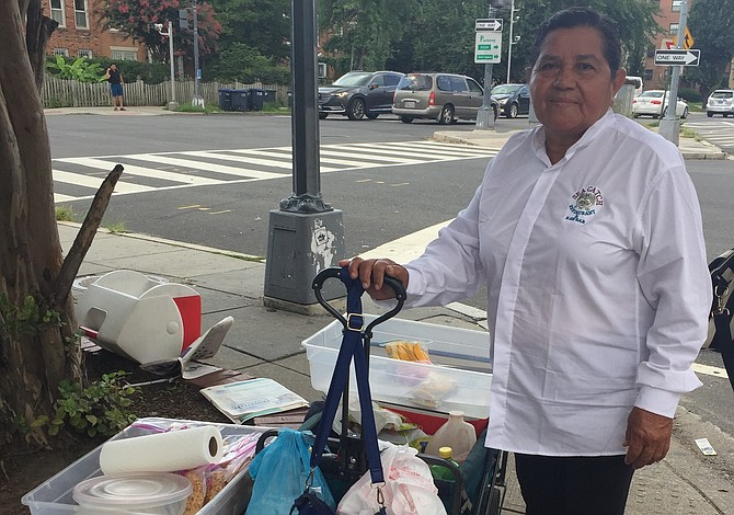 La mujer que ganó la lotería en El Salvador y por una traición emigró a EE.UU.