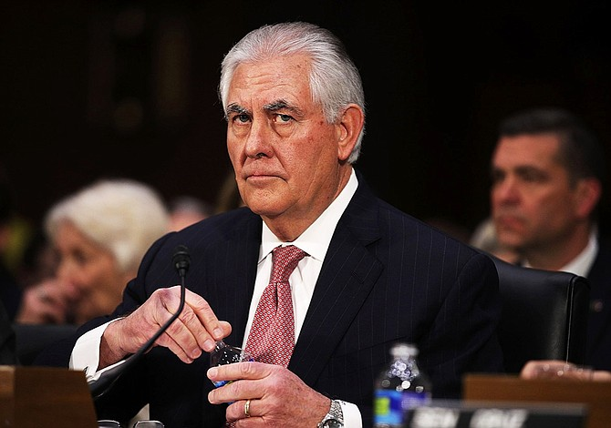 Tillerson: Sanctions are beginning to have an effect on North Korean regime