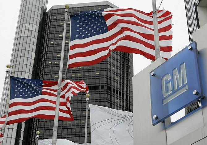 Ventas de General Motors en EE.UU. aumentaron 11,9%