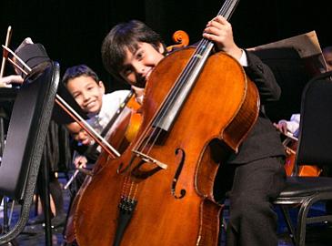 Abren inscripciones para orquesta juvenil de DC