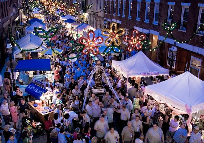 ESTE FIN DE SEMANA: Fiestas de San Antonio en Little Italy
