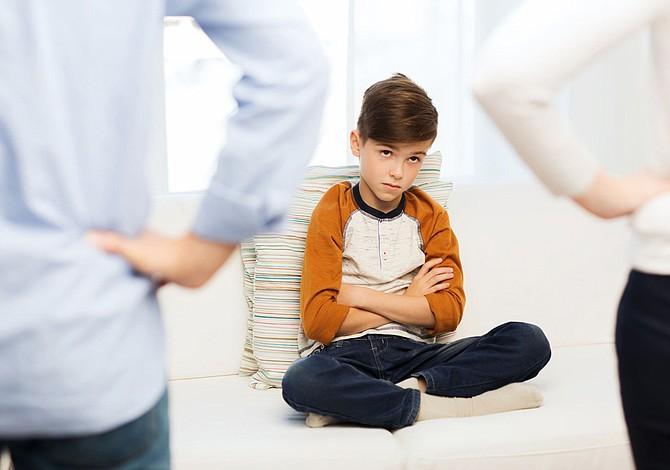 """Dile """"no"""" a tus hijos y potencia su confianza"""