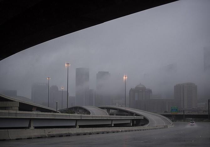 El Huracán Harvey y la inevitable pregunta acerca del cambio climático