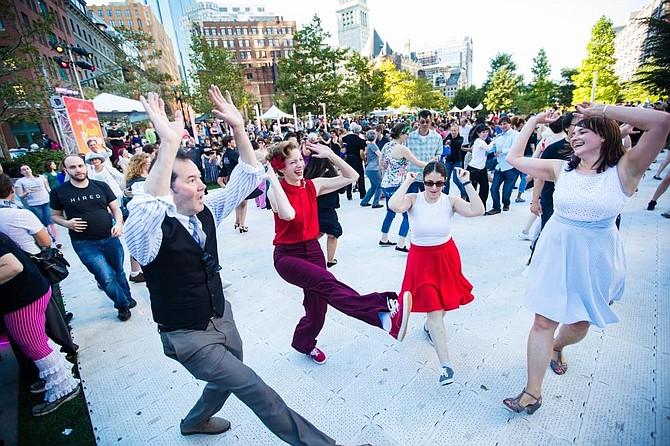 Let's Dance Boston