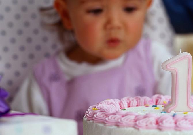 Ideas para el primer cumpleaños de nuestro bebé