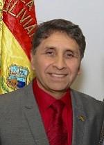 Javier Calle Herrera es el Presidente y Director Ejecutivo del Comité Pro Bolivia, ente organizador del evento.
