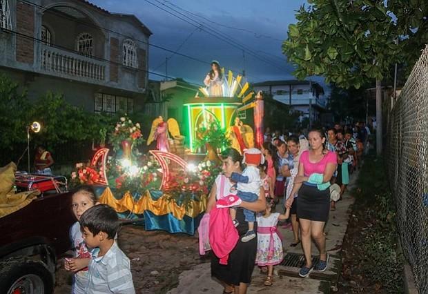 Las fiestas patronales de Ilobasco ofrecen una oportunidad perfecta para visitar la localidad.