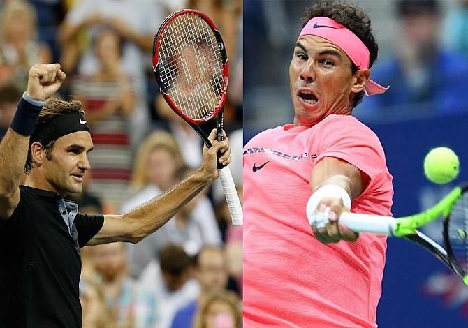 Federer y Nadal avanzaron a la segunda ronda del US Open