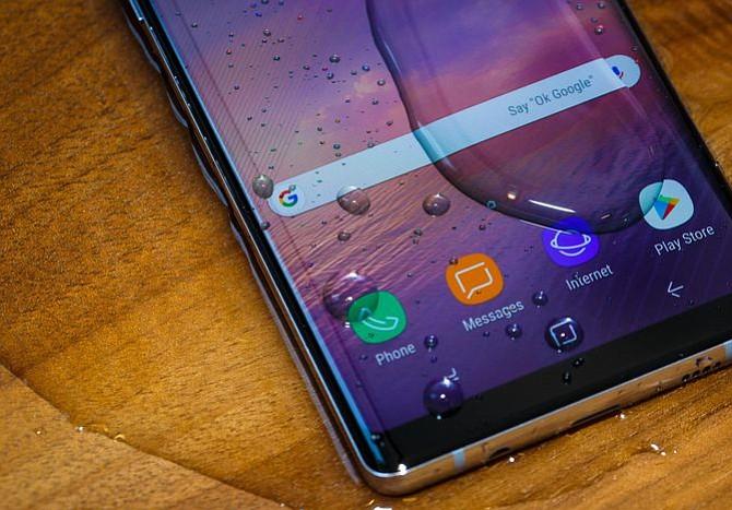¿Cómo es Galaxy Note 8?