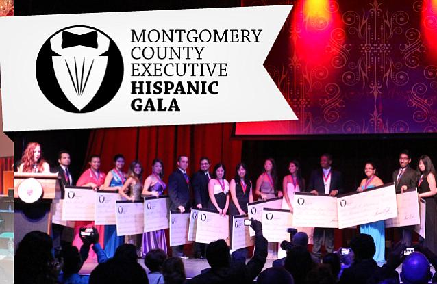 Estudiantes de 11 países latinos serán becados en la Gala Hispana del Ejecutivo de Montgomery