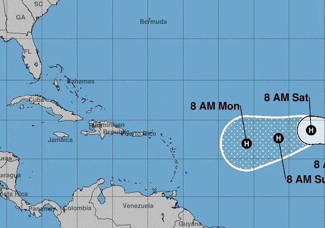 Irma, nueva amenaza de huracán para el Caribe