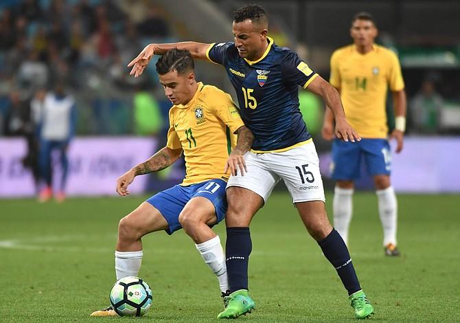 Tras la jornada 15 de las eliminatorias suramericanas solo Brasil tiene el cupo seguro al Mundial de Rusia