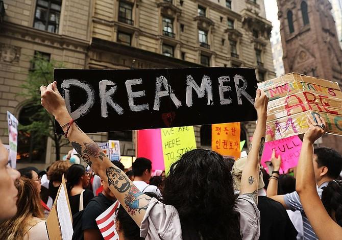 54% de estadounidenses quiere otorgar ciudadanía a los soñadores