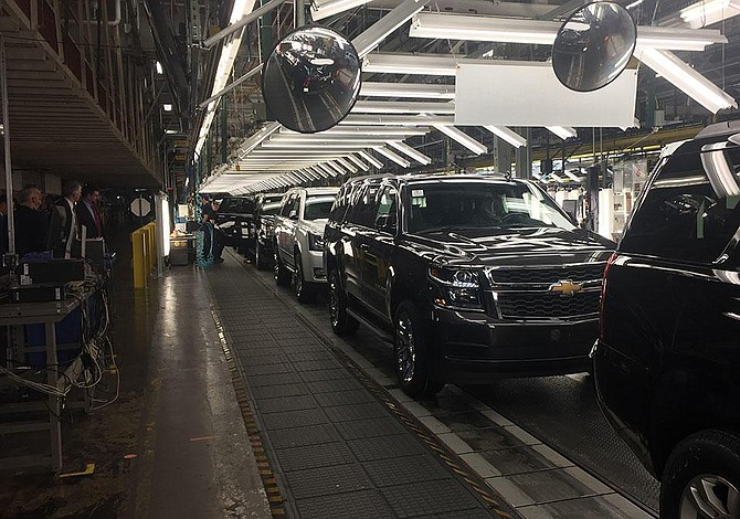Cayeron las ventas de automóviles en EEUU