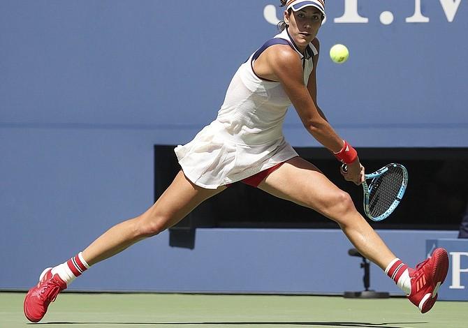 Garbiñe Muguruza continúa victoriosa y avanzó por primera vez a cuarta ronda del US Open