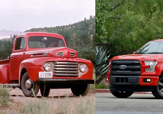 Ford serie F se acerca a récord histórico en ventas