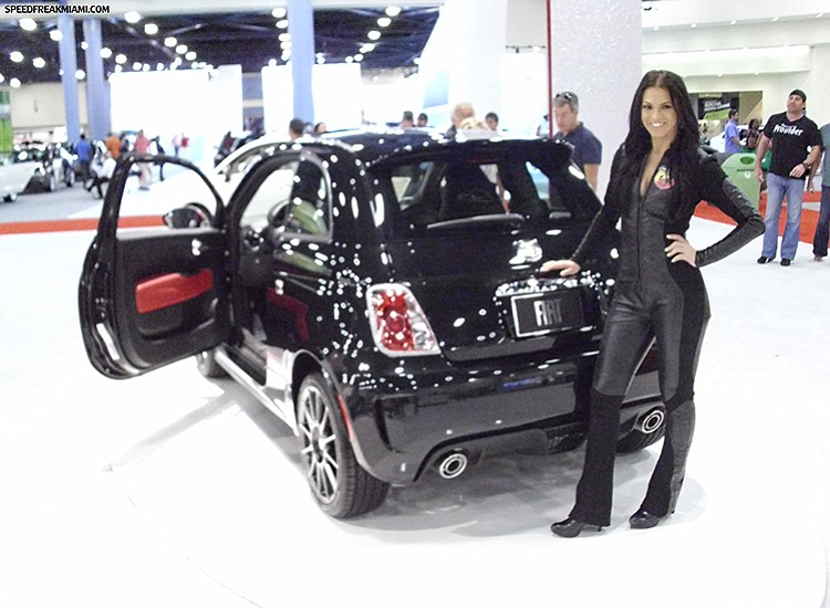 Miami International Auto Show Opening Postponed As Preparations For - Car show miami today
