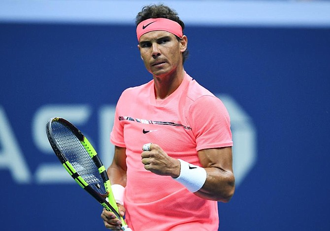 Rafael Nadal logró su pase a la semifinal del US Open y podría enfrentar a Roger Federer