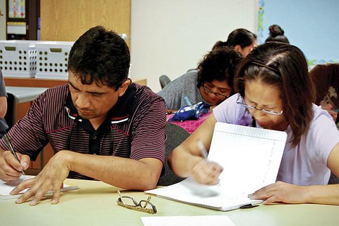 Aprenda inglés gratis en Southwest Key
