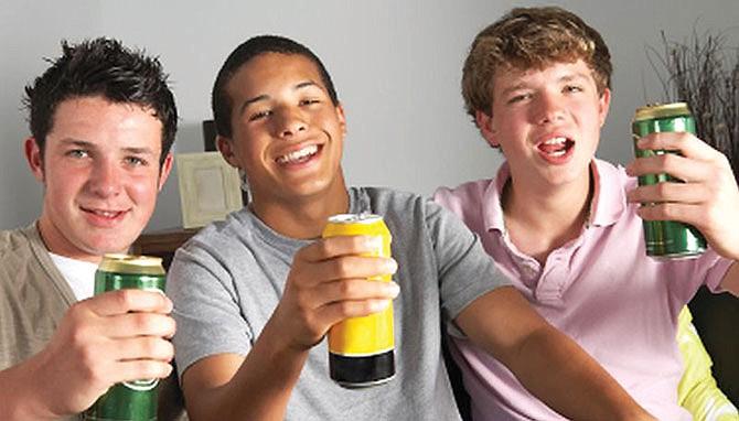 Por una comunidad con jóvenes libres de alcohol y drogas