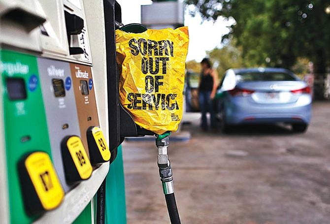No habrá escasez de gasolina