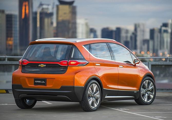 Chevrolet empieza a vender el Bolt en todo Estados Unidos