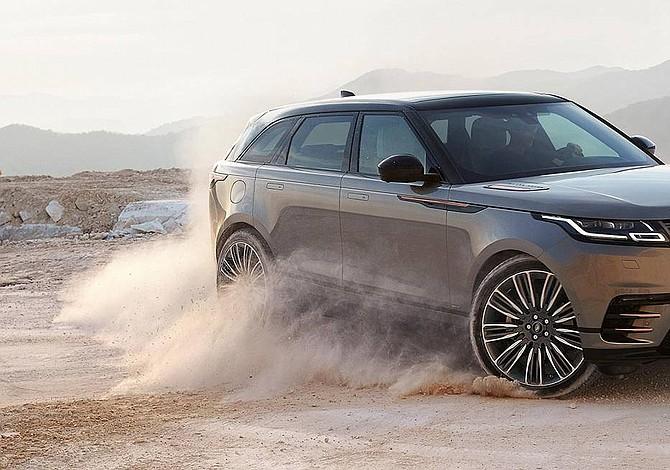 Land Rover empieza a comercializar en EEUU el Range Rover Velar