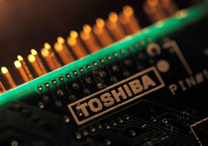 Western Digital pide a Apple que se una a su puja por chips de Toshiba