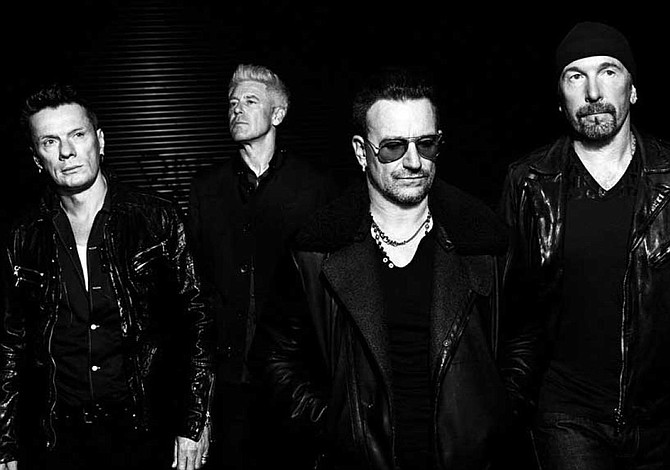"""U2 lanza """"You're The Best Thing About Me"""", primer sencillo de su nuevo álbum"""