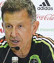 Juan Carlos Osorio, logró su objetivo. Foto-Cortesía.