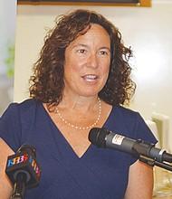 Cindy Marten, Superintendente del Distrito Escolar Unificado de San Diego. Foto-Archivo: Horacio Rentería/El Latino San Diego.